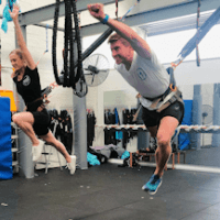 Dr Do-More at Bungee Fitness Australia
